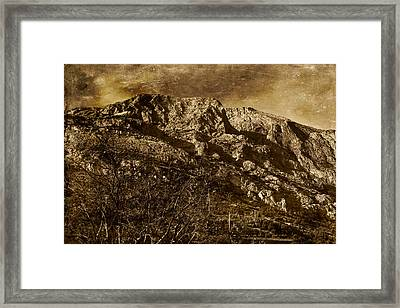 Landscape 3 Framed Print by Maciej Kamuda