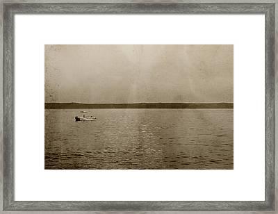 Landscape 4 Framed Print by Maciej Kamuda