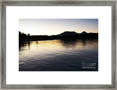 Landscape Framed Print by Ashiley Slaymaker