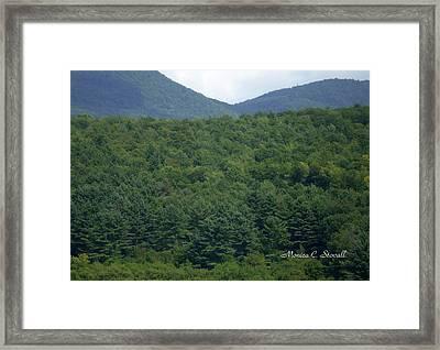 Landscape Collection - Vermont  Framed Print
