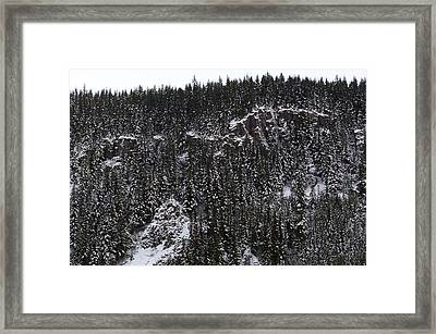 Landscapes - 0004 Framed Print by S and S Photo
