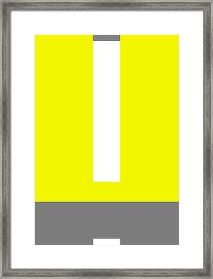 Lanre Framed Print