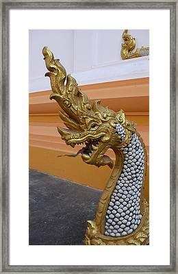 Laos Naga  Framed Print by Gregory Smith