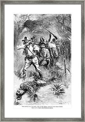Las Guasimas, Cuba, 1898 Framed Print by Granger