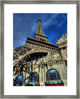 Las Vegas 022 Framed Print