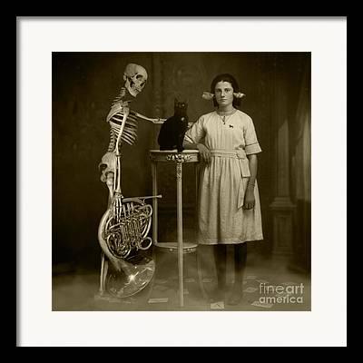 Last Ouija Game Framed Prints