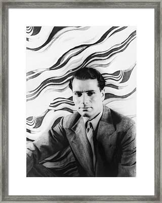 Laurence Olivier (1907-1989) Framed Print