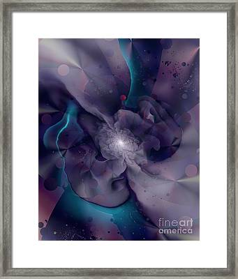 Lavender Dreaming Framed Print by Michelle H