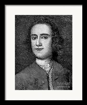 Brother Lawrence Framed Prints