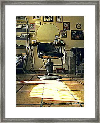 Lazy Day Framed Print by Joe Jake Pratt