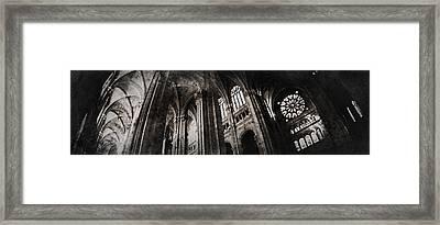 Le Arch  Framed Print by Torgeir Ensrud