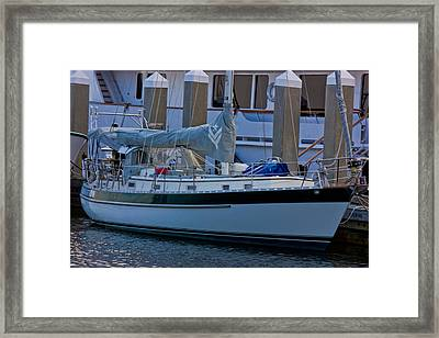 Leisure Framed Print by Barry Jones