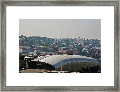 Lemay Car Museum Framed Print by Robby Green