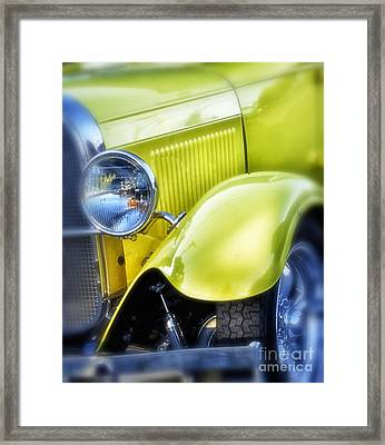 Lemonade Framed Print by Tamera James