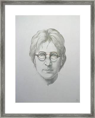 Lennon  Framed Print