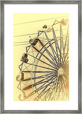 Leonardos Other Sketchbook Framed Print by Joe Jake Pratt