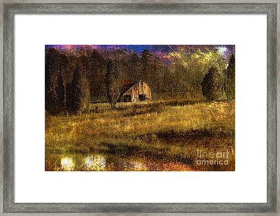 Less Than Perfect Framed Print by Sari Sauls