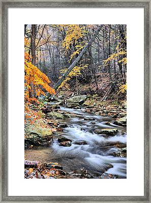 Let It Snow Framed Print by JC Findley