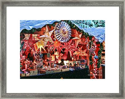 Framed Print featuring the photograph Let There Be Light by Jack Torcello