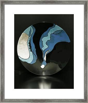 Life-1 Framed Print by Su Yang