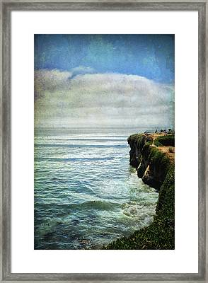 Life Is Bigger Framed Print by Laurie Search