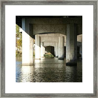 Light And Shadow II Framed Print