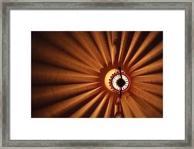 Light And Shadows Framed Print by Alexa Alexandru-Michael