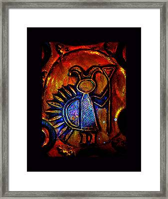 Light Bringer Framed Print