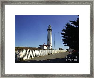 Light House  Framed Print by The Kepharts