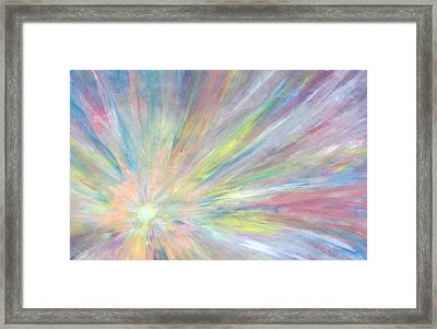 Light Framed Print by Jeanette Stewart