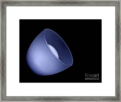 Light Lamp Framed Print by Odon Czintos