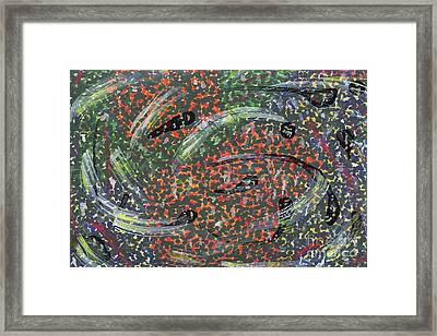 Light Movement Framed Print by TB Schenck