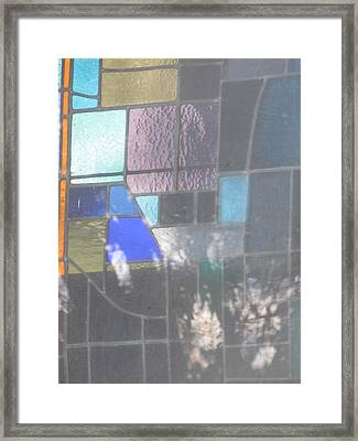 Light Of Saint Johns Framed Print by Shawn Hughes