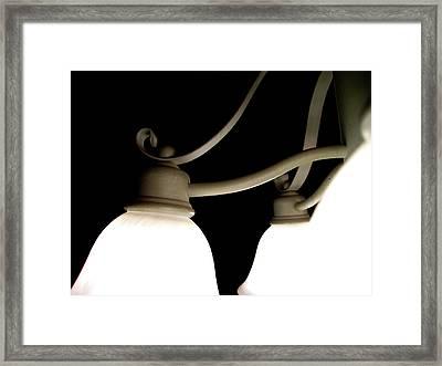 Light Without Light Framed Print by Jeremy Martinson