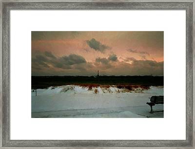Lighthouse Beach  Framed Print by Ritter Photography And Fine Art Images