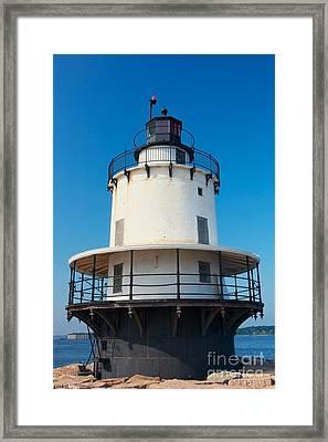 Lighthouse IIi Framed Print by Hideaki Sakurai