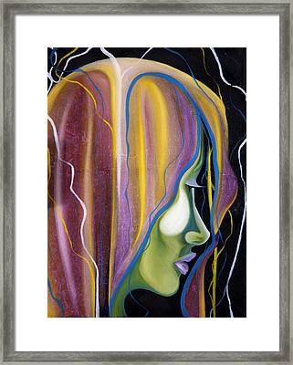 Lights II Framed Print by Sheridan Furrer