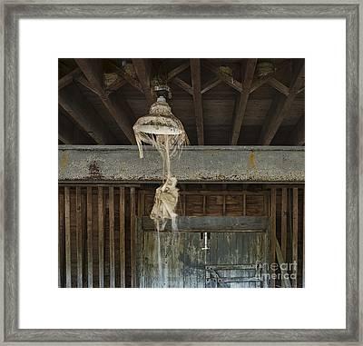 Lights Out Framed Print by John Greim