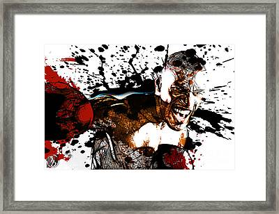 Lights Out Framed Print by The DigArtisT