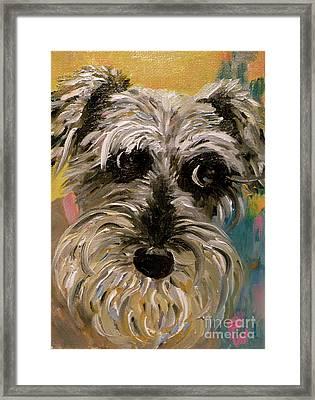 Li'l Millie Framed Print