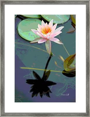 Lily Palooza Framed Print