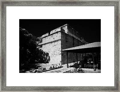 Limassol Castle Lemesos Republic Of Cyprus Europe Framed Print