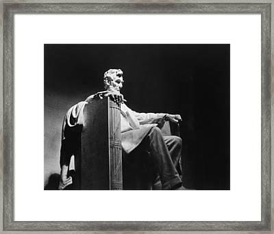 Lincoln Memorial Framed Print by Granger