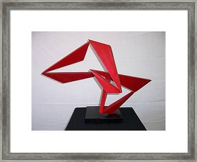 Lindy Framed Print by John Neumann
