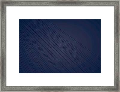 Lines Of Rainbows Framed Print by Paul W Sharpe Aka Wizard of Wonders