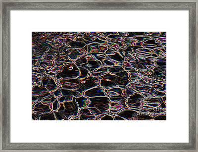 Liquid Luminescence Framed Print by Al Powell Photography USA