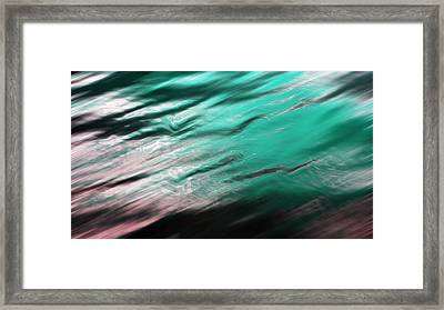 Framed Print featuring the photograph Liquidus by Sandro Rossi