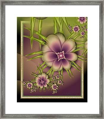 Lirulin Framed Print