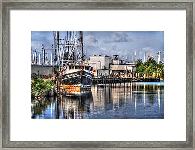Little Brothers Framed Print by Michael Thomas