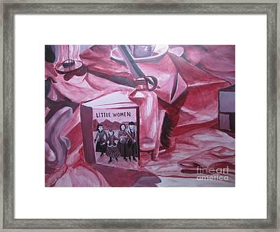 Little Women Framed Print